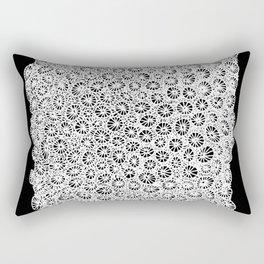 transverse coral pattern Rectangular Pillow
