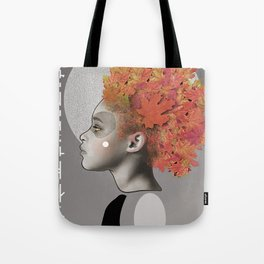 Autumn emotions Tote Bag