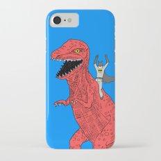 Dinosaur B Forever Slim Case iPhone 7
