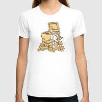 T-shirts featuring The Original Copycat by Picomodi