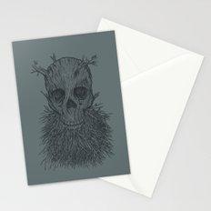 The Lumbermancer (Grey) Stationery Cards