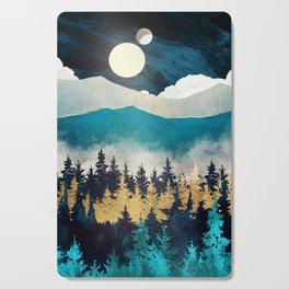 Evening Mist Cutting Board