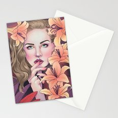 I'd be love and sweetness if I had you Stationery Cards