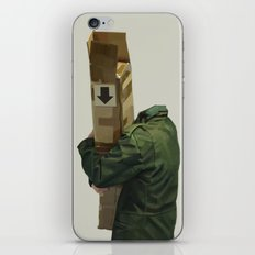 you're holding it wrong iPhone & iPod Skin