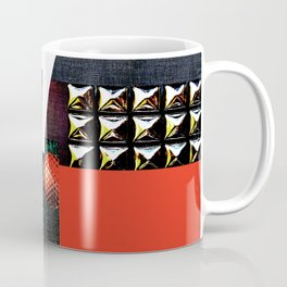 RED #THE 7 SERIES Coffee Mug