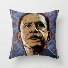 Don't Sleep on Barry O Throw Pillow