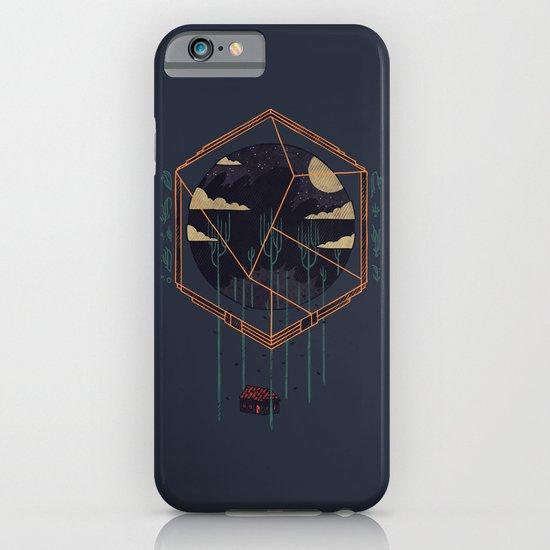 The Dark Woods iPhone & iPod Case