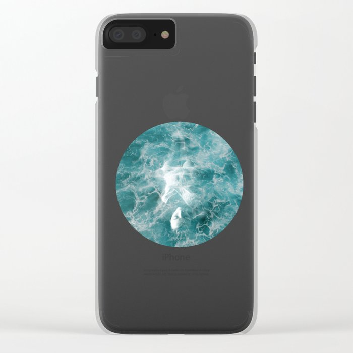 Dreams float Clear iPhone Case