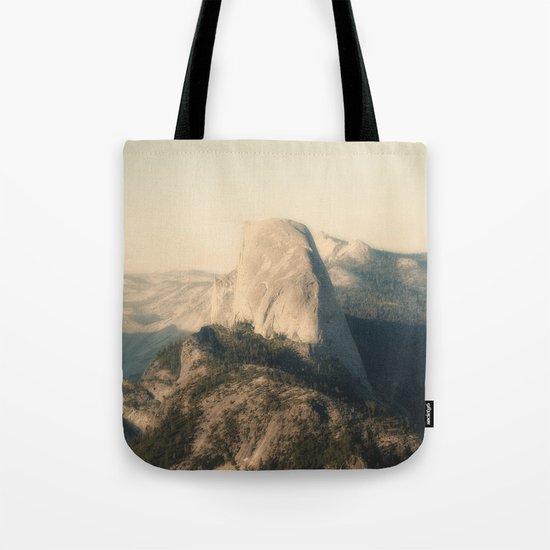 Half Dome IX Tote Bag