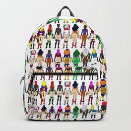 Superhero Butts - Girls Superheroine Butts LV Backpack