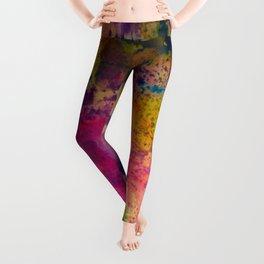 Water Color Fanatic Leggings