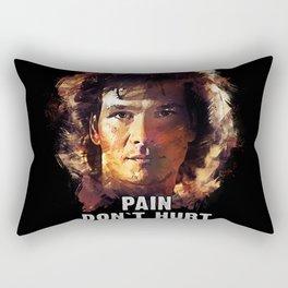 Pain Don`t Hurt - Road House Rectangular Pillow