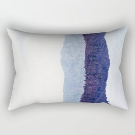 MM 325 . Blue Skes x Mountain Rectangular Pillow