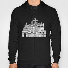 Paris toile gold Hoody