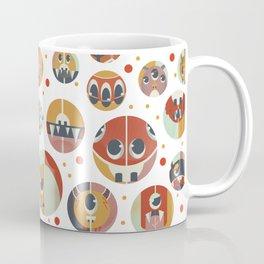 Monster dots Coffee Mug