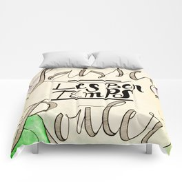 Let the Good Times Roll (Color) Comforters