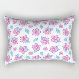 Sakura Rectangular Pillow