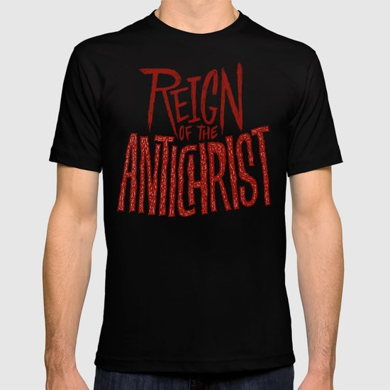 Reign of the Antichrist T-shirt