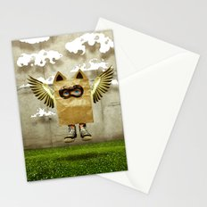 Fly try Stationery Cards