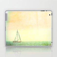 A day at Sea Laptop & iPad Skin