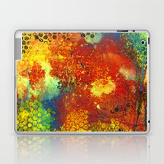 Color Collision Laptop & iPad Skin
