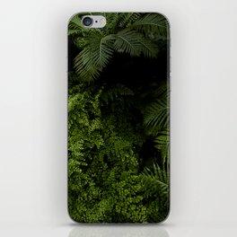 Tropical jungle. iPhone Skin