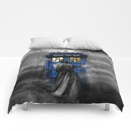 Halloween 10th Doctor lost in the mist Comforters