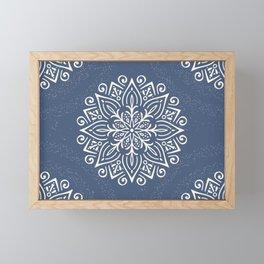 Mandala 47 Framed Mini Art Print