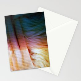 hair twist Stationery Cards