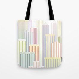 Skyscrapers, I love you Tote Bag