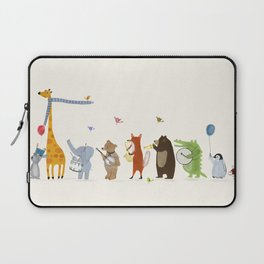 little parade Laptop Sleeve