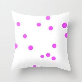 Slats Feer Throw Pillow