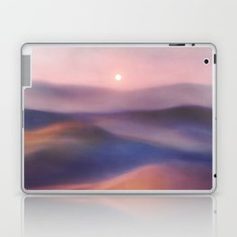 Minimal abstract landscape II Laptop & iPad Skin