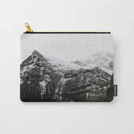 Swiss Alps - v3 Carry-All Pouch