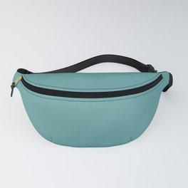 color cadet blue Fanny Pack