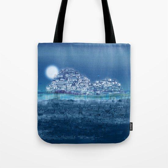 The Emerging Island II / San Borondon 2016 Tote Bag