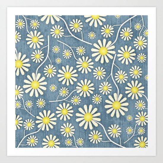 Classical Spring 1 Art Print