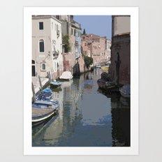 Venecia Art Print