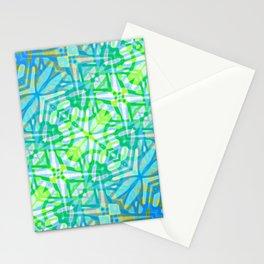 Ethnic Tribal Pattern G325 Stationery Cards