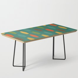 Colima - Teal Coffee Table