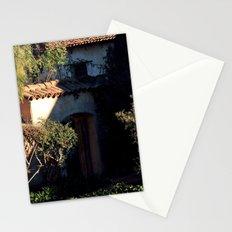 mission olive Stationery Cards