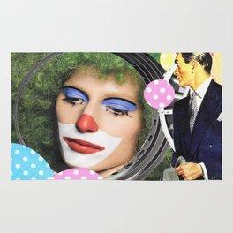 Clownerie (circus) Rug
