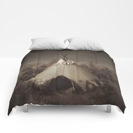 Teepee Comforters