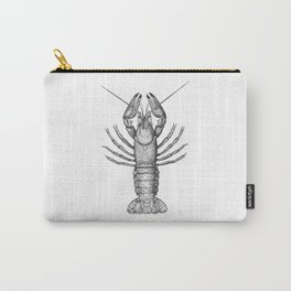 Vintage Lobster Carry-All Pouch