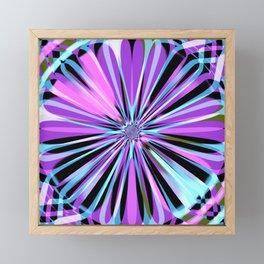 Rotating in Circles Series 07 Framed Mini Art Print