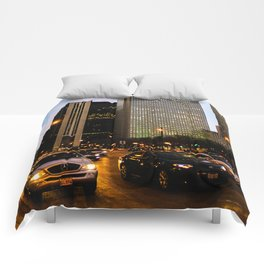 Downtown Chicago 2016 Comforters