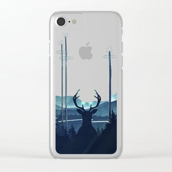 Keeper of the Light Clear iPhone Case