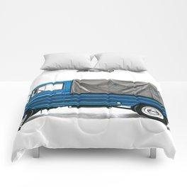 ICONIC TRANSPORTER OF POLAND - FSM ZUK Comforters