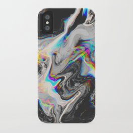 CONFUSION IN HER EYES THAT SAYS IT ALL iPhone Case