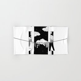 Thinking about you Hand & Bath Towel
